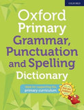Oxford Primary Grammar Punctuation and Spelling Dictionary 3/e