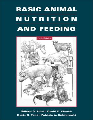 Basic Animal Nutrition and Feeding 5e - ABC Books