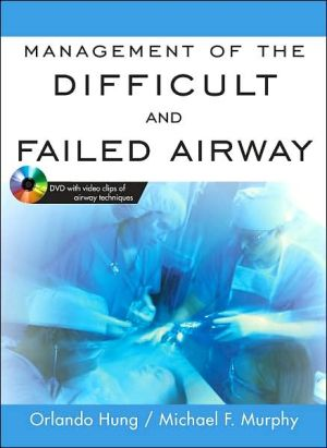 Difficult and Failed Airway Management ** - ABC Books
