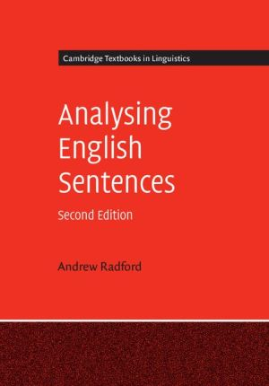 Analysing English Sentences, 2e