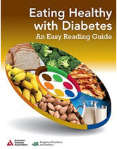 Eating Healthy with Diabetes: An Easy Reading Guide - ABC Books