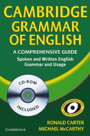 Cambridge Grammar of English: with CD-ROM - ABC Books