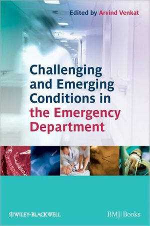 Challenging and Emerging Conditions in Emergency Medicine - ABC Books