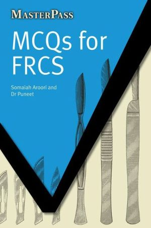 MasterPass: MCQs for FRCS - ABC Books