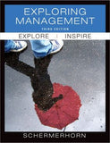 Exploring Management 3e WSE, 3E - ABC Books