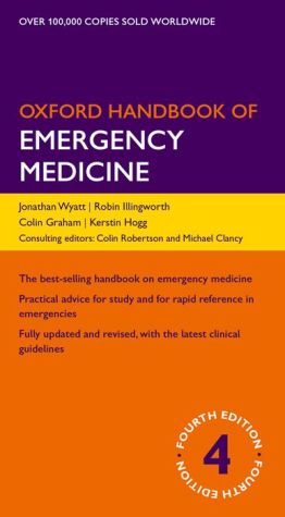 Oxford Handbook of Emergency Medicine, 4e - ABC Books