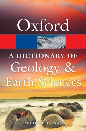 A Dictionary of Geology and Earth Sciences 4/e - ABC Books