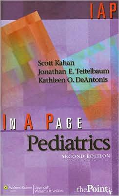 In A Page Pediatrics, 2e - ABC Books