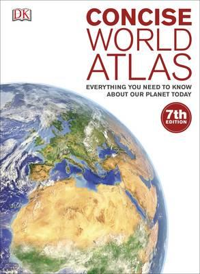 Concise World Atlas 7th Edition - ABC Books