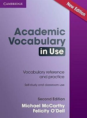Academic Vocabulary in Use Edition with Answers, 2E - ABC Books
