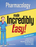 Pharmacology Made Incredibly Easy, 4E - ABC Books