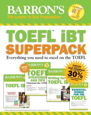 TOEFL iBT Superpack, 3rd Edition - ABC Books