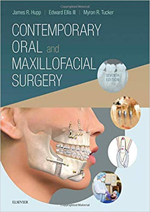 Contemporary Oral and Maxillofacial Surgery, 7th Edition - ABC Books