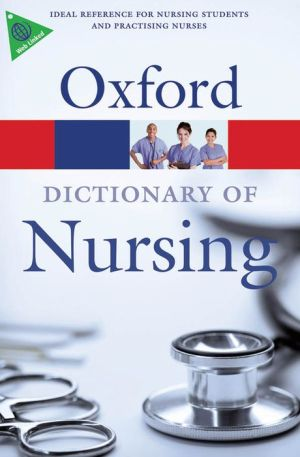 A Dictionary of Nursing - ABC Books