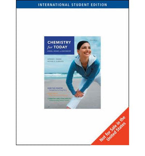 Chemistry for Today: General, Organic, and Biochemistry, International Edition, 6e - ABC Books