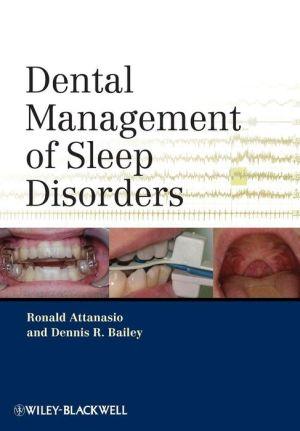Dental Management of Sleep Disorders - ABC Books