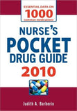 Nurse's Pocket Drug Guide 2010 **