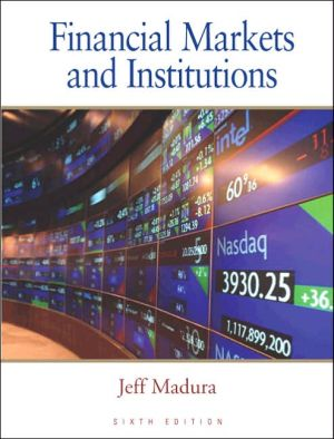 Financial Markets and Institutions, 6e
