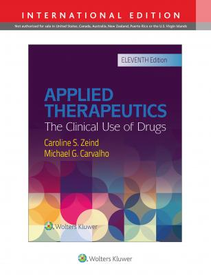 Applied Therapeutics, 11e - ABC Books
