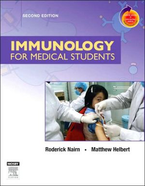 Immunology for Medical Students, 2e **