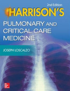Harrison's Pulmonary and Critical Care Medicine, 2e ** - ABC Books