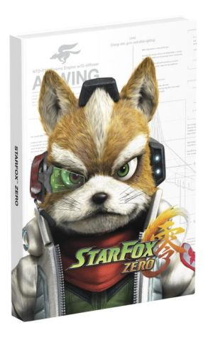 Star Fox Zero Collector's Edition - ABC Books