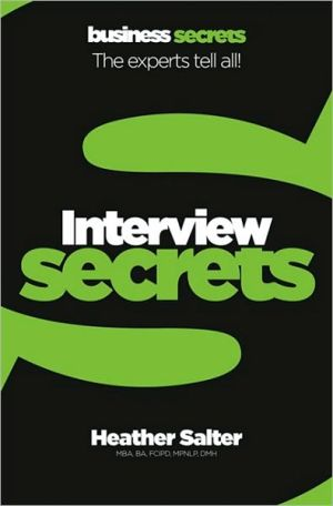 Collins Business Secrets: Interviews - ABC Books