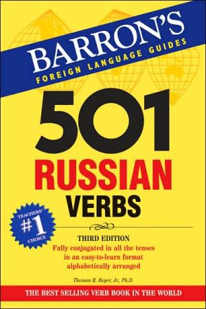 501 Russian Verbs - ABC Books