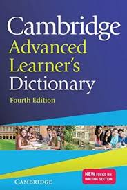 Cambridge Advanced Learner's Dictionary Fourth edition - ABC Books