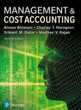 Management and Cost Accounting, 7e