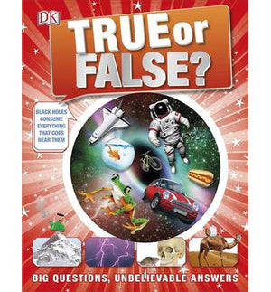 True or False? - ABC Books