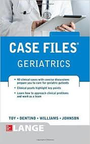 Case Files Geriatrics **