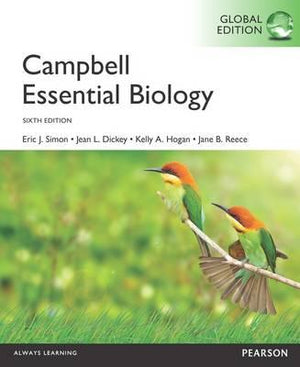 Campbell Essential Biology, Global Edition, 6e - ABC Books