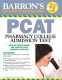 Barron's PCAT, 6TH ED