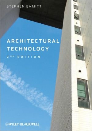 Architectural Technology, 2nd Edition