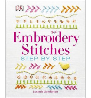 Embroidery Stitches - ABC Books