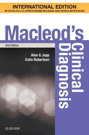 Macleod's Clinical Diagnosis 2nd Edition