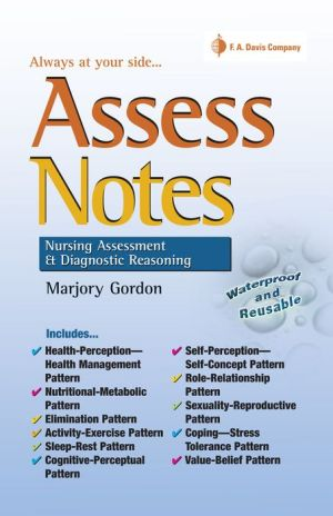 Assess Notes : Assessment and Diagnostic Reasoning - ABC Books