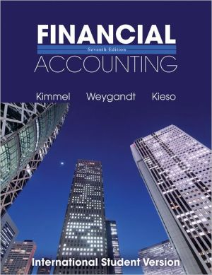 Financial Accounting 7e International Student Version (WIE)