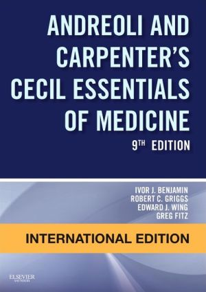 Andreoli and Carpenter's Cecil Essentials of Medicine 9E - ABC Books