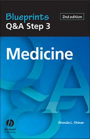 Blueprints Q&A Step 3 Medicine, 2e