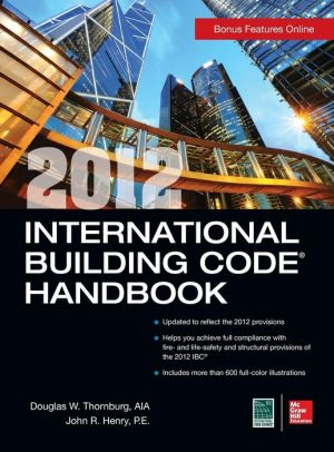 2012 International Building Code Handbook - ABC Books