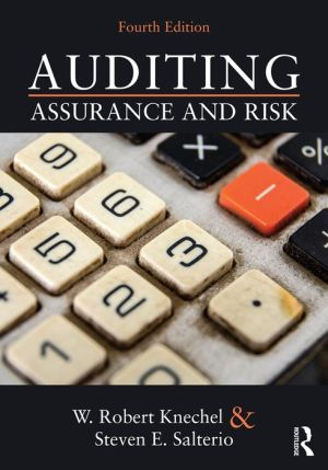 Auditing: Assurance and Risk, 4e