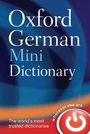Oxford German Mini Dictionary 5/e - ABC Books