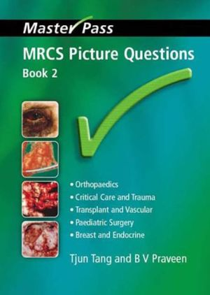 MasterPass: MRCS Picture Questions Book 2 - ABC Books