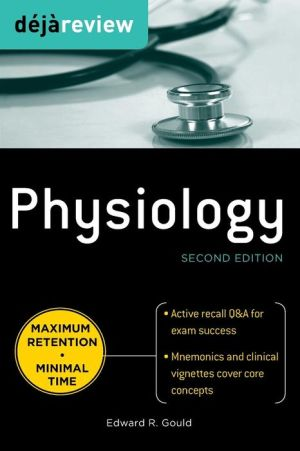 Deja Review Physiology 2e - ABC Books