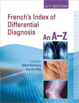 French's Index of Differential Diagnosis, 15e - ABC Books