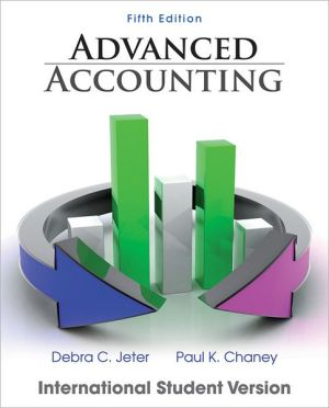 Advanced Accounting, 5e International Student Version WIE