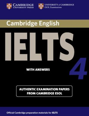Cambridge IELTS 4: Student's Book with answers