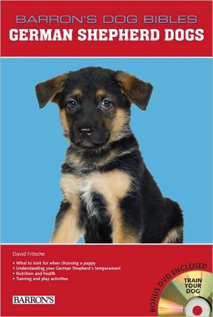 German Shepherd Dogs [With DVD] - ABC Books